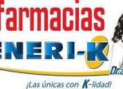Medico encargado de consultorio en farmacia