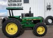 Tractor john deere 2755 maf028