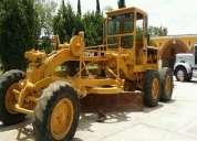 motoconformadora caterpillar 12e