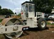 Vibro compactador sd100 de 12 ton.