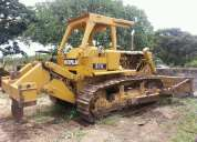 Tractor sobre orugas d7g caterpillar
