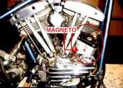 Harley davidson, encendido sin batería, magneto nuevo!!!