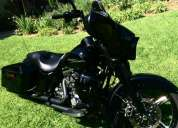 Moto harleydavidson touring