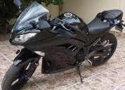 Reestrena motocicleta ninja 300cc kawasaki 2013