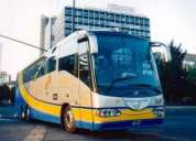 Autobús irizar century mercedes benz 2001