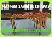 Marimba chiapaneca en ecatepec 5511291032