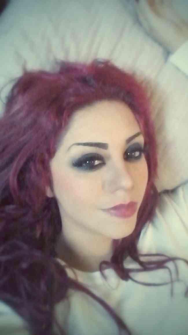 discreto masaje cabello rojo en Algeciras