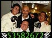 Mariachis en el contadero d.f |cuajimalpa | 53582672 distrito federal mariachi para serenatas tels