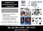 Mantenimientos de puertas automáticas e interfonos de todas las marcas