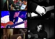 Cursos y clases de guitarra acústica. naucalpan. satélite. echegaray