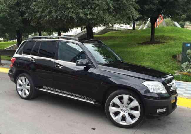 Mercedes benz clase glk 2012 5p glk 300 aut sport san for Mercedes benz san pedro