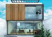 Exclusiva residencia con excelente vista en pre-venta en gpe zac