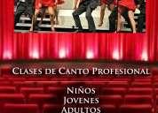 Escuela de canto c/32 aÑos haciendo famosos con los famosos como.