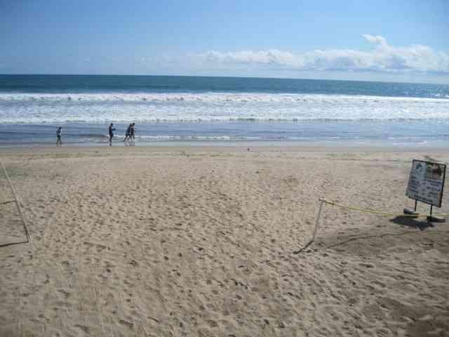 Hotel de playa muy bien ubicado