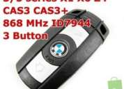 bmw cas3 smart key 3 5series x1 x6 z4 868 mhz
