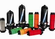equipos de  filtrado para  riego