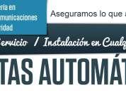 Puertas automaticas venta y mantenimientos 38710190