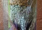 Venta de veladoras con semillas