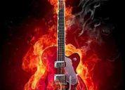 Clases de guitarra en serio!!