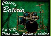 Clases de bateria - escuela de musica - all music center
