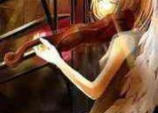 Clases de violín, principiantes