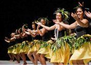 Clases de hawaiiano y tahitiano