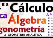Clases de algebra