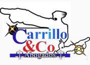 Carrillo & co  abogados monterrey.