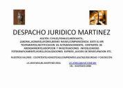 Despacho juridico martinez