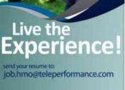Customer service representative* la mejor oferta de trabajo!