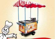 $~ solicito persona para local de hamburguesas y hotdogs~$