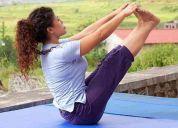 Profesora de yoga - clases a domicilio