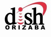 Dish orizaba solicita instaladores para sistema tv zona orizaba-cordoba