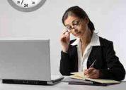 Ejecutivas de ventas con enfoque de negocios
