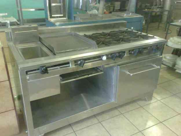 Muebles en acero inoxidable tec mac producci n - Muebles de cocina de acero inoxidable ...
