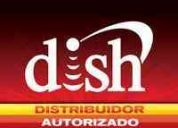 Distribuidor de television satelital dish