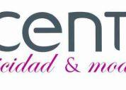 Ejecutivos de cuenta para agencia de publicidad y modelaje