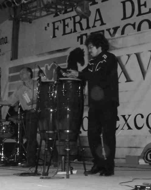 Percusionista (Conguero) busca grupo musical
