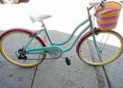 Escoge el color que mas te guste, la mejor bicicleta del pais