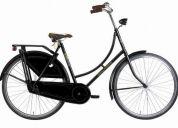Autenticas bicicletas holandesas vintage en mexico!