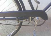 Bicicleta antigua tipo inglesa marca phillips