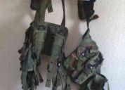Saldo militar talla mediana bdu-escw woodland