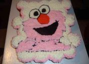 Excelentes pasteles de fondant, paletas de bombon, recuerdos, todo para tu evento,