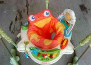 Vendo jumpero fisher price en buen estado**