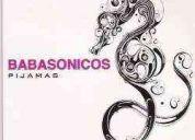 Sencillo - babasonicos - pijamas $100