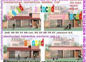 Autocad levantamientos ingenierias dibujo planos en autocad