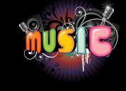 Vendo musica en formato mp3, la envio por email.