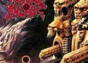 ... cd`s musica metal ....