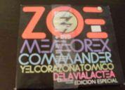 disco edicion especial zoe
