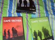 Cafe tacuba un viaje cds + dvd